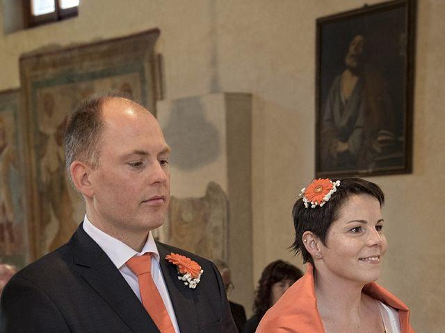 Il matrimonio di Philip e Linda a Induno Olona, Varese 4