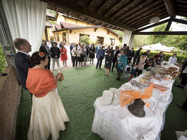 Il matrimonio di Philip e Linda a Induno Olona, Varese 9