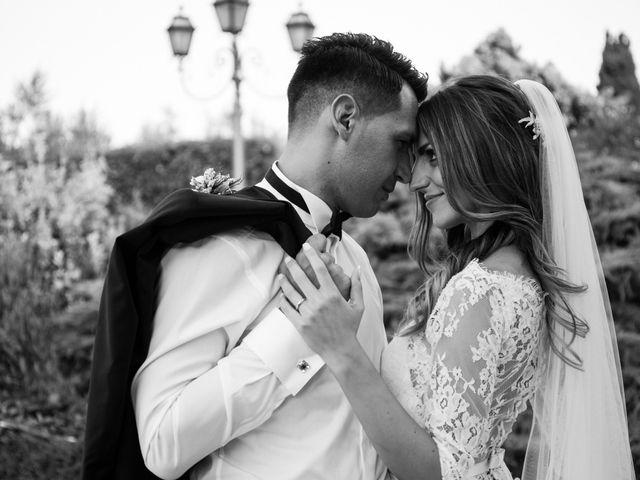 Il matrimonio di Andrea e Valeria a Lido di Ostia, Roma 2