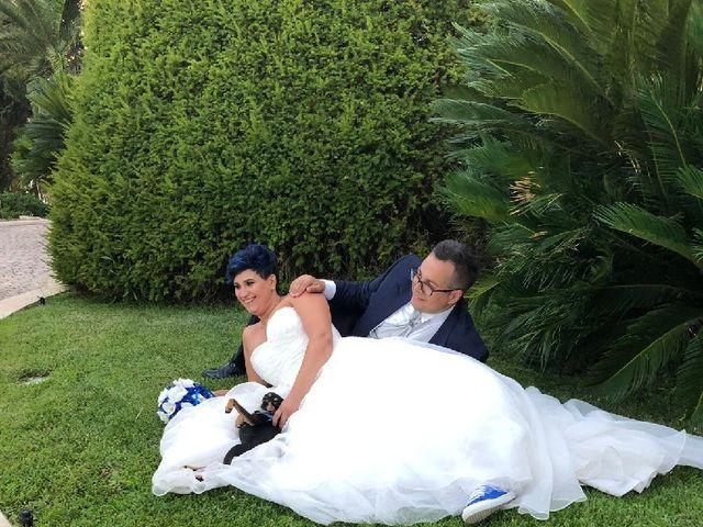 Il matrimonio di Christian  e Valentina  a Matera, Matera 5