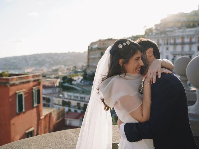 Il matrimonio di Raffaele e Marika a Napoli, Napoli 18