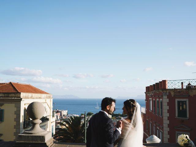 Il matrimonio di Raffaele e Marika a Napoli, Napoli 19
