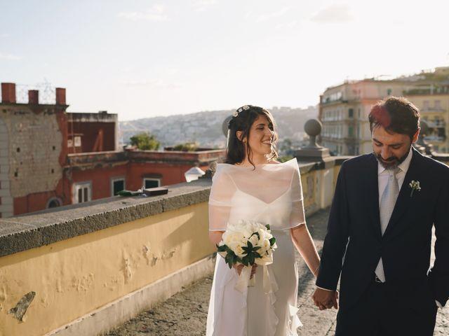 Le nozze di Marika e Raffaele