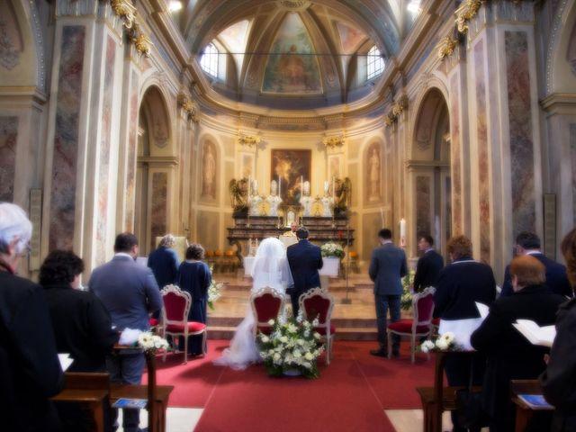 Il matrimonio di Stefano e Hilda a Monza, Monza e Brianza 8