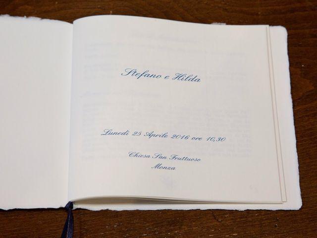 Il matrimonio di Stefano e Hilda a Monza, Monza e Brianza 10