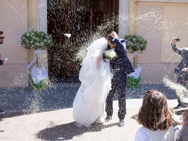 Il matrimonio di Stefano e Hilda a Monza, Monza e Brianza 11