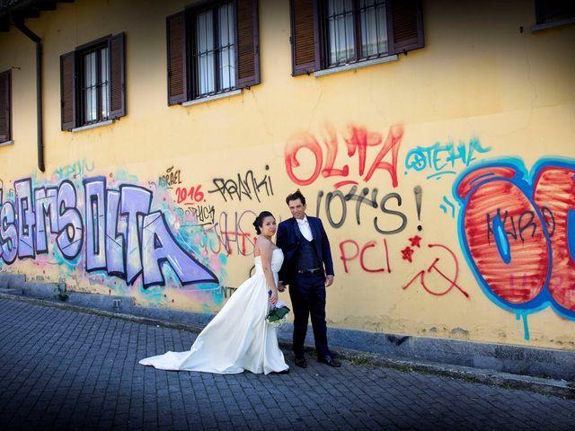 Il matrimonio di Stefano e Hilda a Monza, Monza e Brianza 27