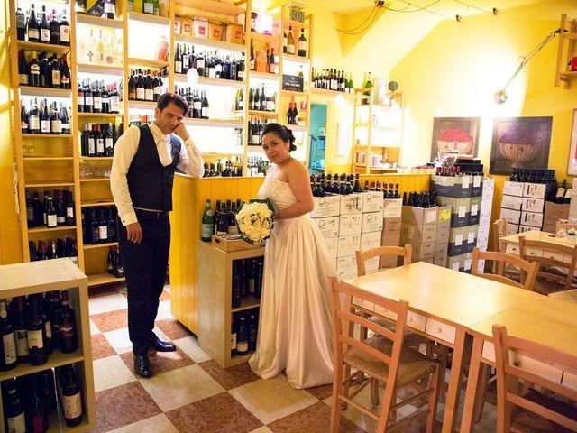 Il matrimonio di Stefano e Hilda a Monza, Monza e Brianza 33