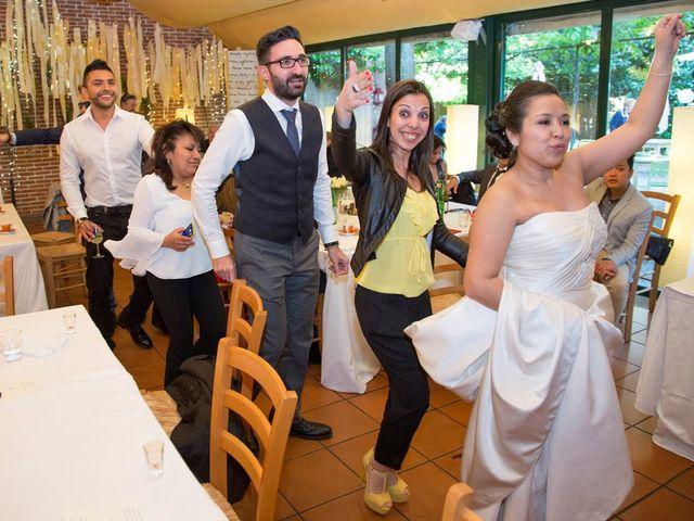 Il matrimonio di Stefano e Hilda a Monza, Monza e Brianza 42
