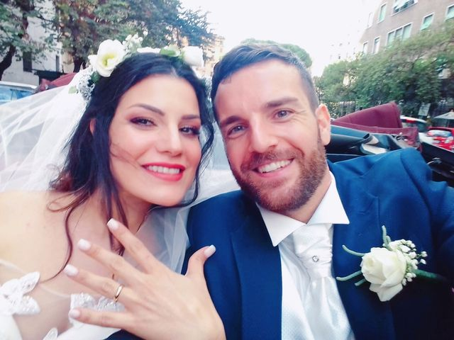 Le nozze di Eliana e Mauro