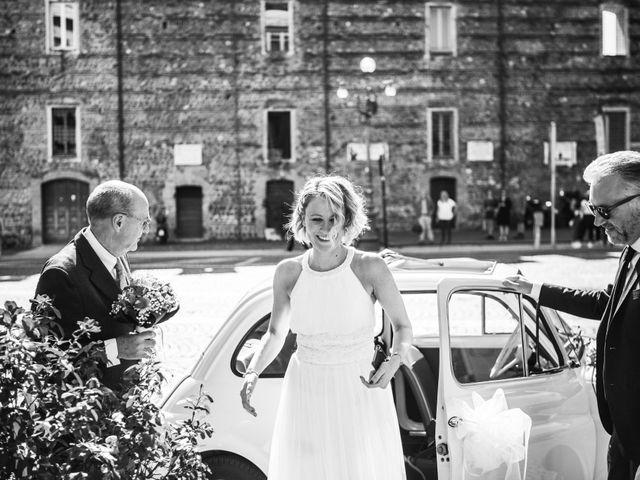 Il matrimonio di Matteo e Laura a Verona, Verona 2
