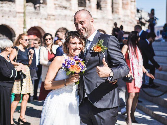 Il matrimonio di Matteo e Laura a Verona, Verona 5