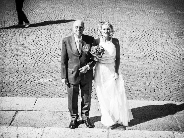Il matrimonio di Matteo e Laura a Verona, Verona 6