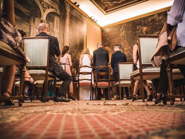 Il matrimonio di Matteo e Laura a Verona, Verona 8