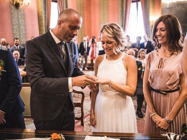 Il matrimonio di Matteo e Laura a Verona, Verona 10