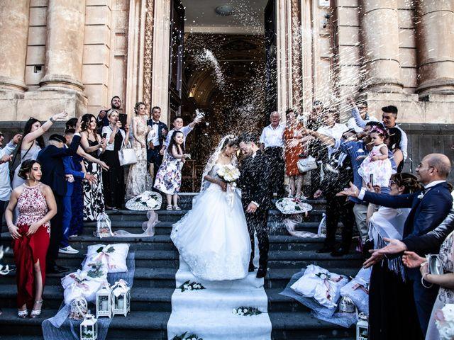 Il matrimonio di Davide e Anna a Biancavilla, Catania 11