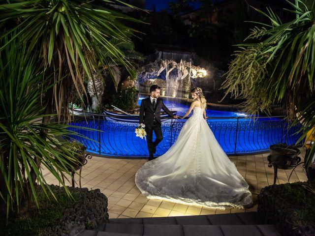 Il matrimonio di Davide e Anna a Biancavilla, Catania 18