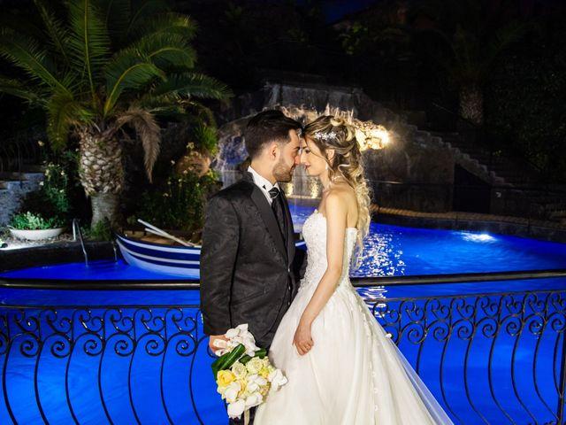 Il matrimonio di Davide e Anna a Biancavilla, Catania 19