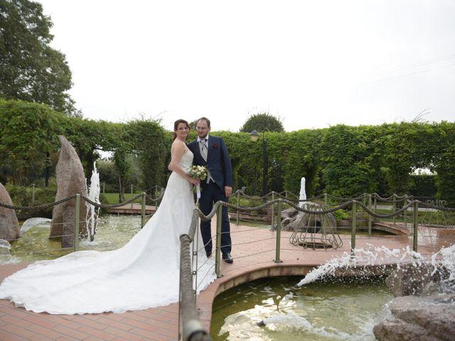 Le nozze di Roberta e Demis