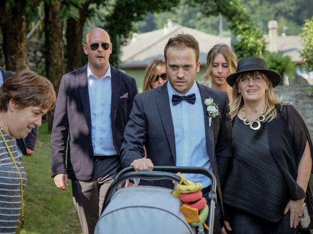 Il matrimonio di Rocco e Ale a Clivio, Varese 23
