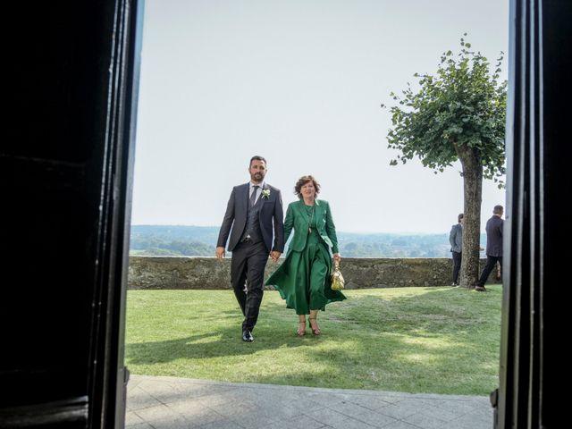 Il matrimonio di Rocco e Ale a Clivio, Varese 25
