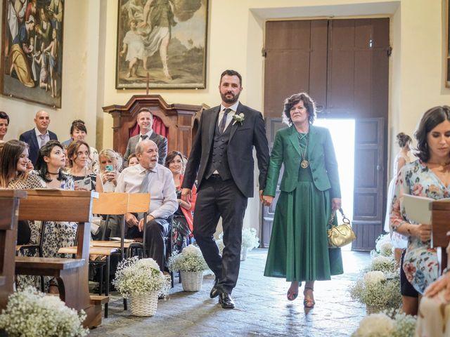 Il matrimonio di Rocco e Ale a Clivio, Varese 26