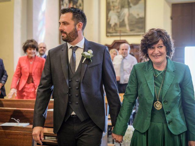 Il matrimonio di Rocco e Ale a Clivio, Varese 27