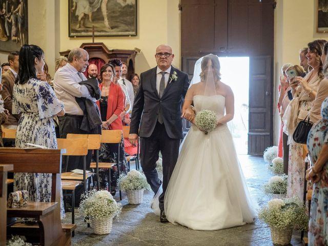 Il matrimonio di Rocco e Ale a Clivio, Varese 30