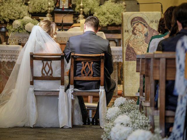 Il matrimonio di Rocco e Ale a Clivio, Varese 31