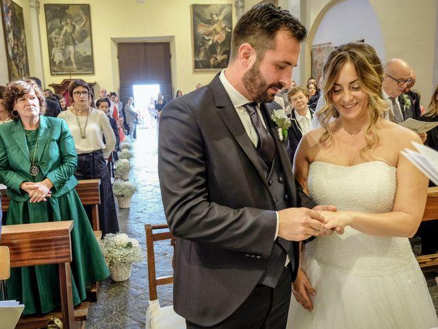 Il matrimonio di Rocco e Ale a Clivio, Varese 35