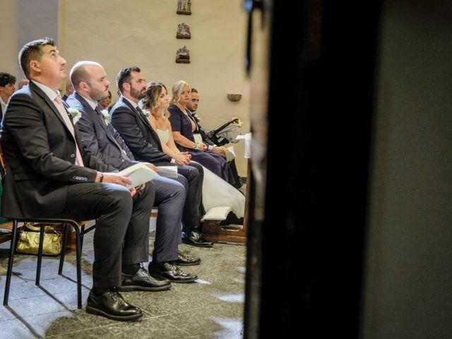 Il matrimonio di Rocco e Ale a Clivio, Varese 36