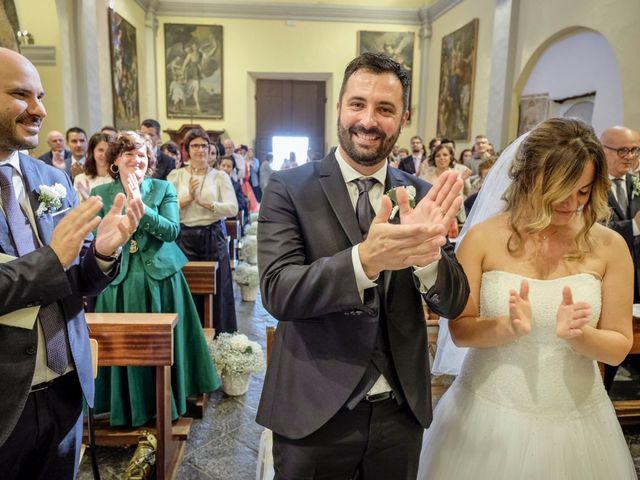 Il matrimonio di Rocco e Ale a Clivio, Varese 38