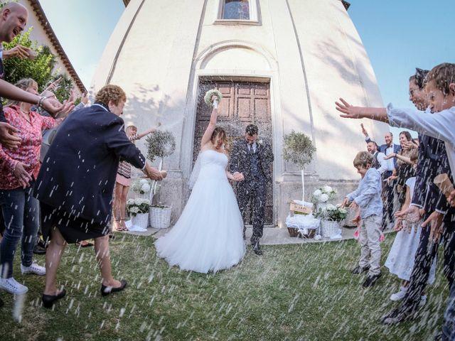 Il matrimonio di Rocco e Ale a Clivio, Varese 41