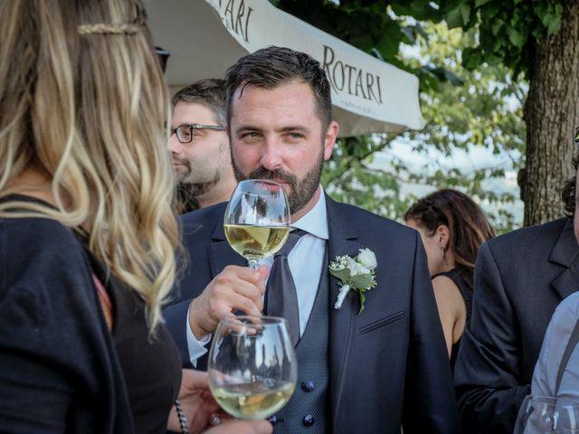 Il matrimonio di Rocco e Ale a Clivio, Varese 43