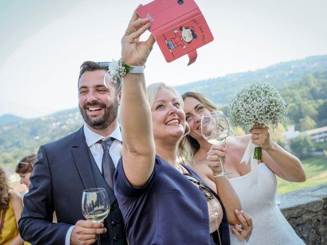 Il matrimonio di Rocco e Ale a Clivio, Varese 44