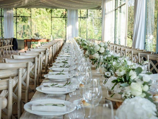 Il matrimonio di Rocco e Ale a Clivio, Varese 53