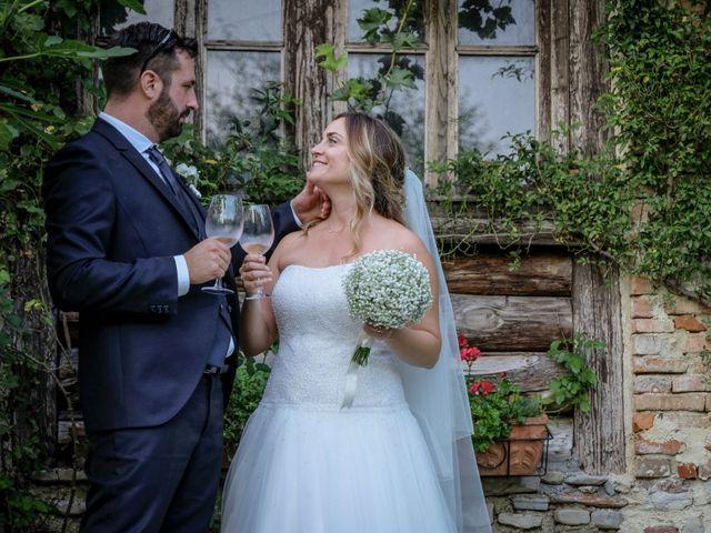 Il matrimonio di Rocco e Ale a Clivio, Varese 57