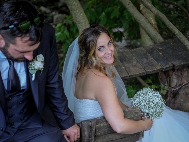 Il matrimonio di Rocco e Ale a Clivio, Varese 60