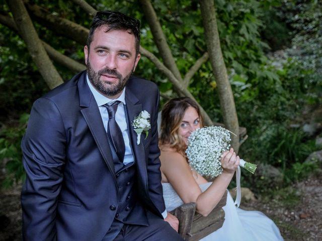 Il matrimonio di Rocco e Ale a Clivio, Varese 61