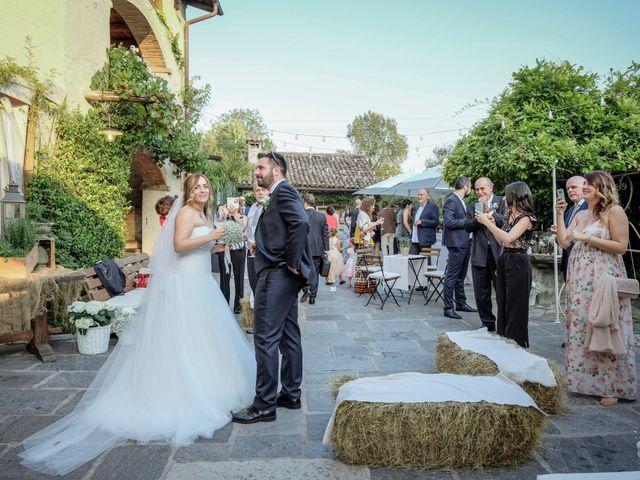 Il matrimonio di Rocco e Ale a Clivio, Varese 66