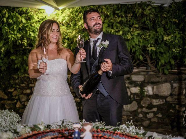 Il matrimonio di Rocco e Ale a Clivio, Varese 70