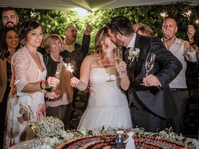 Il matrimonio di Rocco e Ale a Clivio, Varese 71