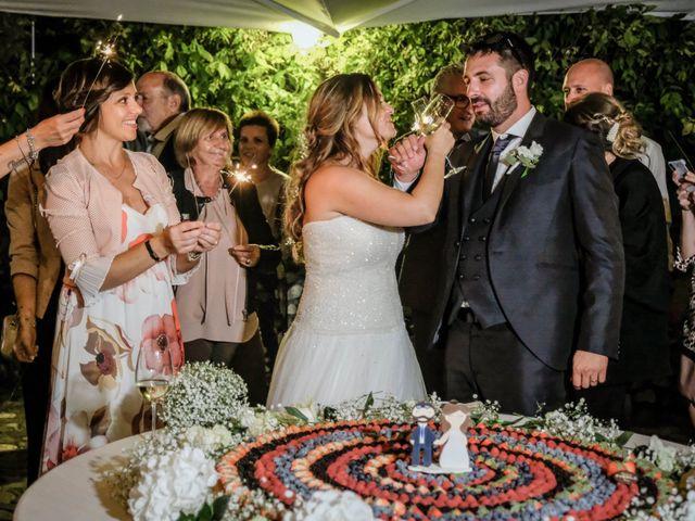 Il matrimonio di Rocco e Ale a Clivio, Varese 73