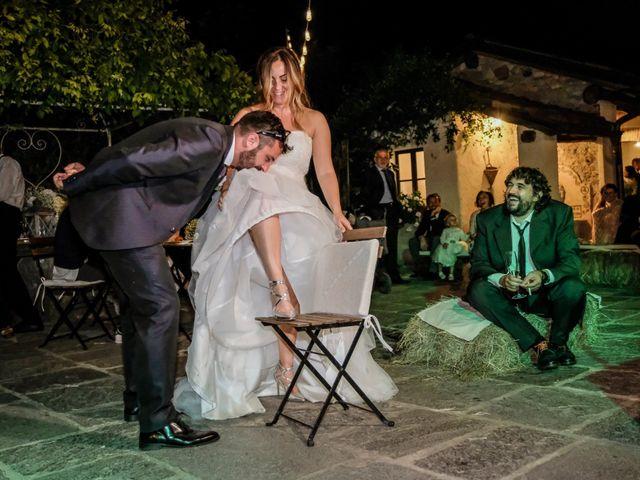Il matrimonio di Rocco e Ale a Clivio, Varese 74