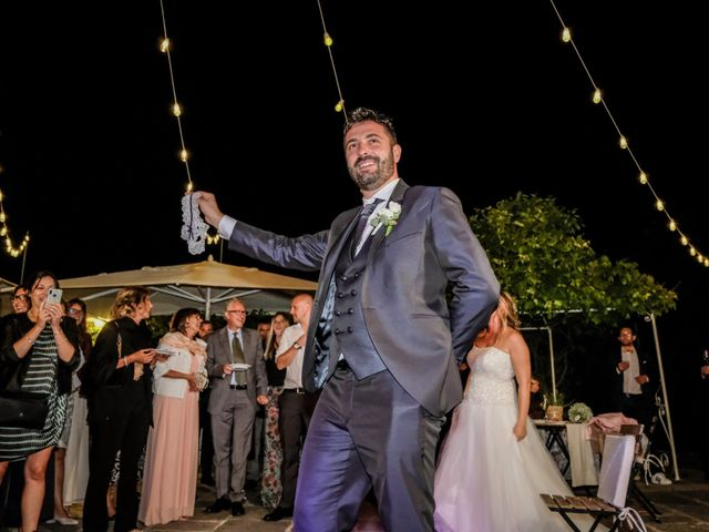 Il matrimonio di Rocco e Ale a Clivio, Varese 75