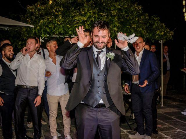 Il matrimonio di Rocco e Ale a Clivio, Varese 76