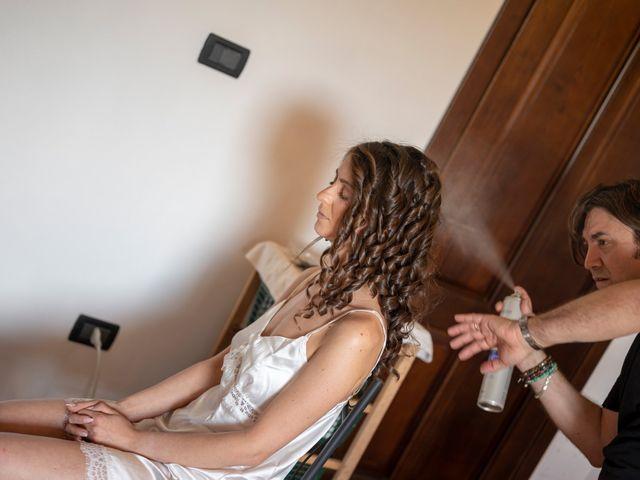 Il matrimonio di Simone e Arianna a Gallese, Viterbo 7