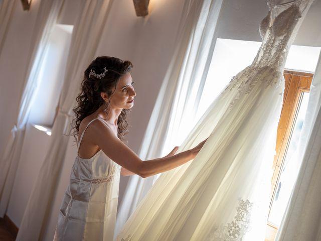 Il matrimonio di Simone e Arianna a Gallese, Viterbo 11