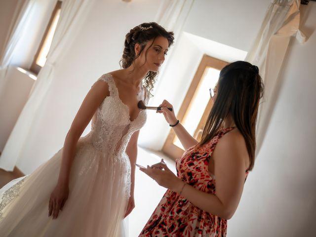 Il matrimonio di Simone e Arianna a Gallese, Viterbo 12