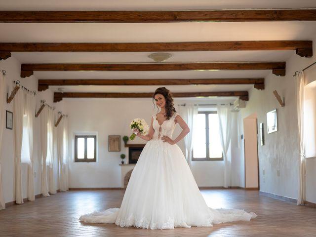 Il matrimonio di Simone e Arianna a Gallese, Viterbo 15